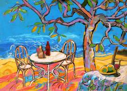 Table Tree VI