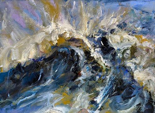 Wave I - Signed Giclée Print