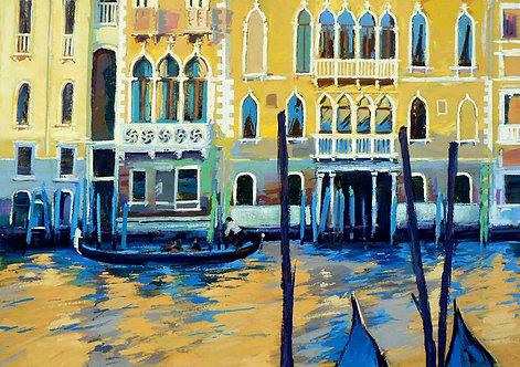 Venice II - Signed Giclée Print