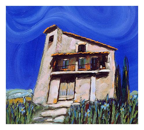 Farmers House - Signed Giclée Print