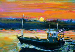 Boat Harbour Southwold
