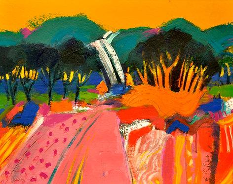 Tree Line - Signed Giclée Print