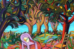 Three Trees I