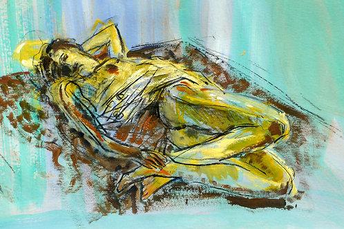 Nude VI - Signed Giclée Print