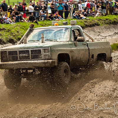 Sweet Pea's Mud Bog