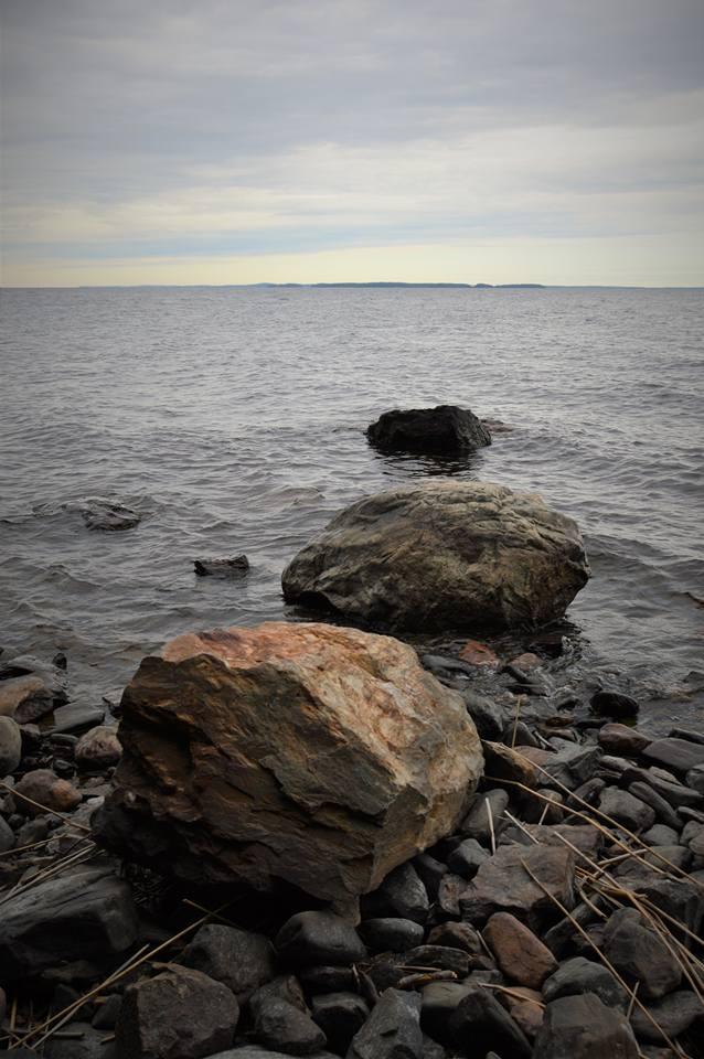 """Kivet"", Ulla Mononen"