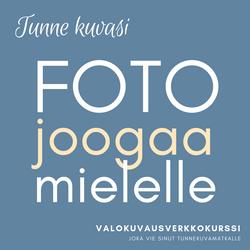 Fotojoogaa mielelle