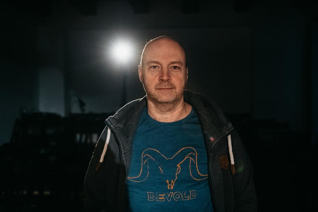 Petr Horký - Nebát se