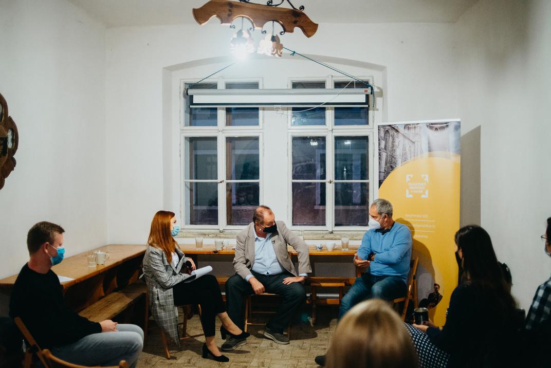 Debata Skautský institut v Kolíně