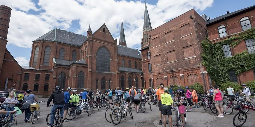 Historic Churches Cycle Ride