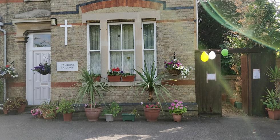 Vicarage Garden Party 2019