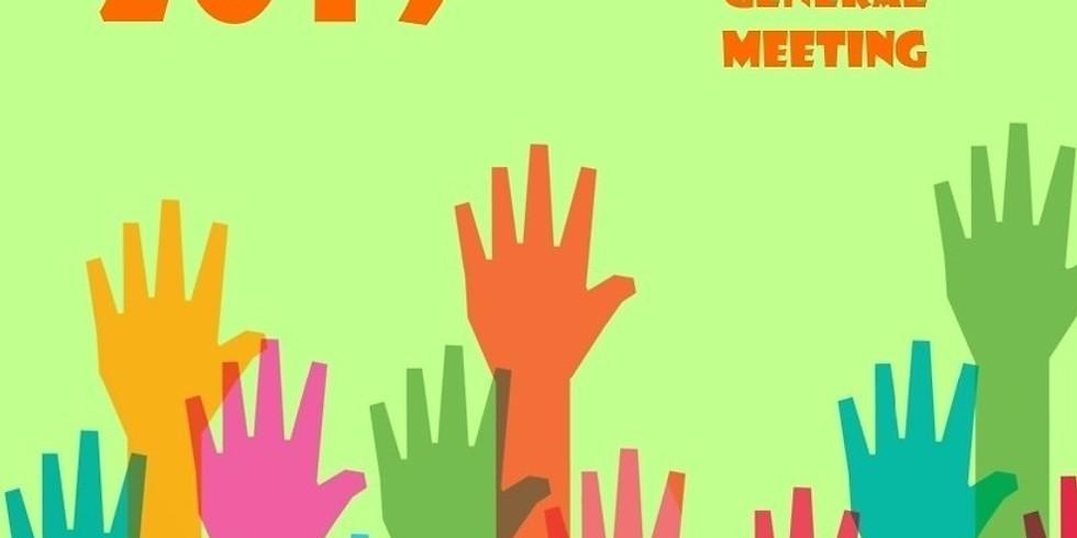 Church Annual General Meeting 2019