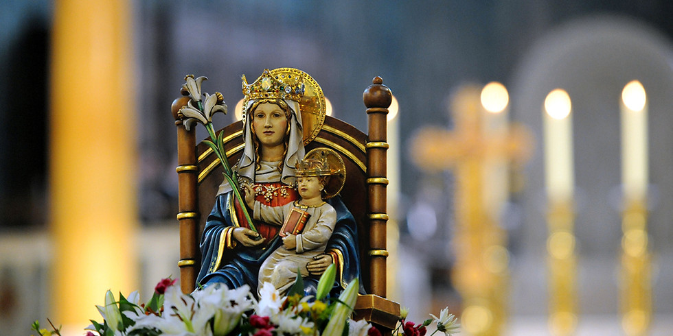 SOLEMNITY OF OUR LADY OF WALSINGHAM