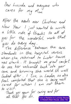 Thankyou Letter (Dec 19 1)