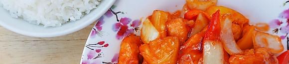 Hong Kong Sweet & Sour Dishes