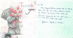 Thankyou Card 1