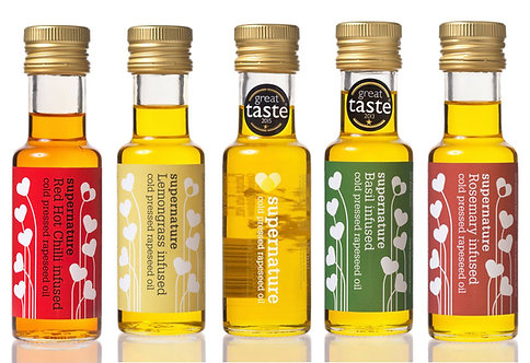 Any 5 x 100ml Infusions (excluding truffle)