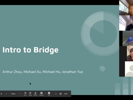Introduction to Bridge Workshop