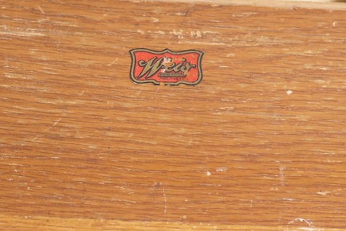 Weis Card File Box