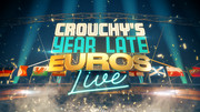 Brand new entertainment series Crouchy's Year Late Euros: Live is set to kick off on BBC One!