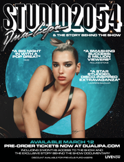 Dua Lipa - Studio 2054 - The exclusive story behind the show documentary, Available Now!!