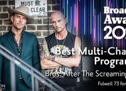 Broadcast Awards 2020 WINNER - Best Multichannel Programme