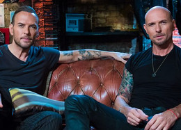 BBC Four presents A Night In With Bros