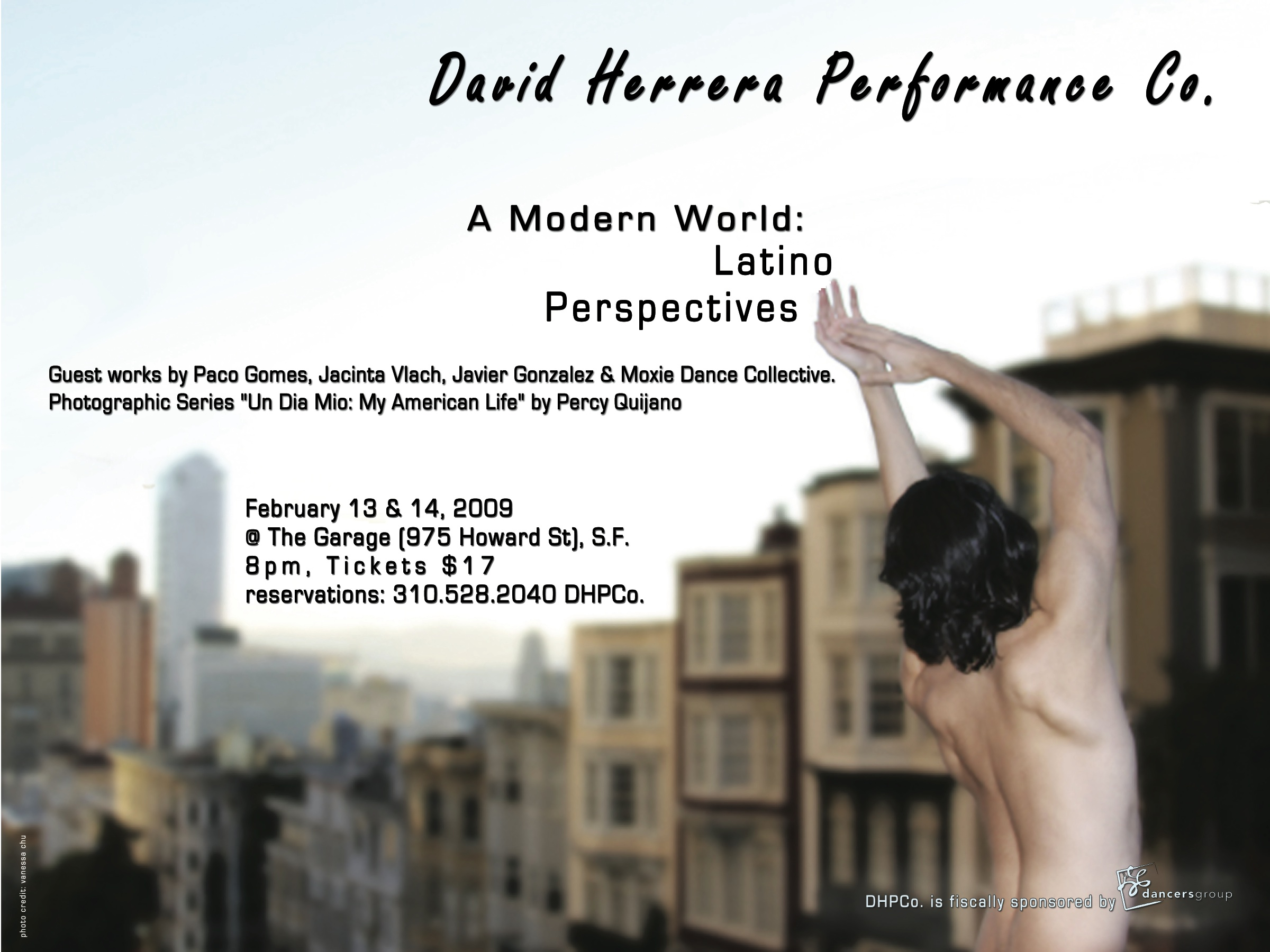 A Modern World: Latino Perspectives