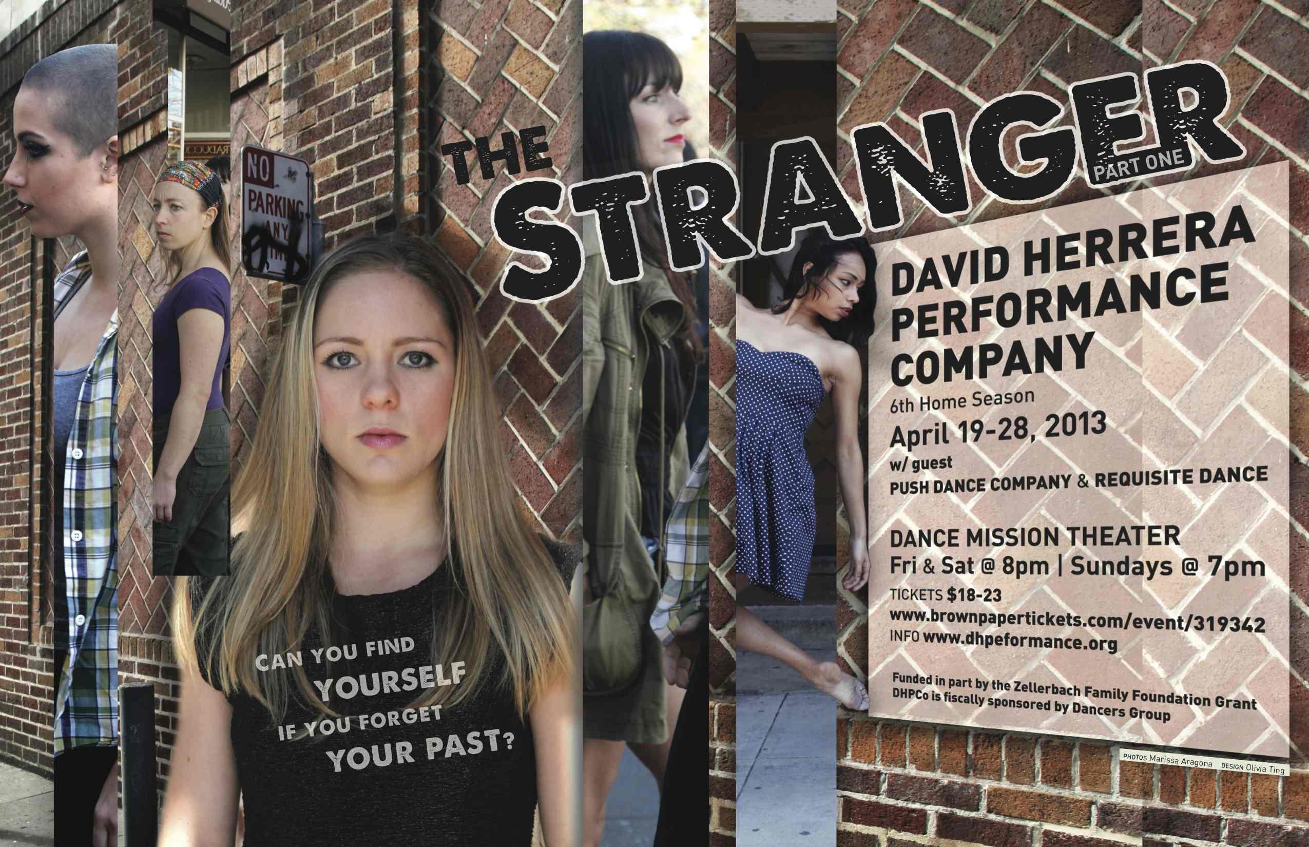 the Stranger (2013)