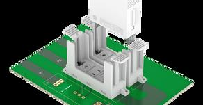 Protección contra sobretensiones plug-in para placas de circuito impreso en PCB