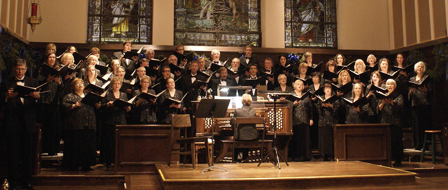 Oshkosh Chamber Singers concert, A Festival of Nine Lessons and Carols