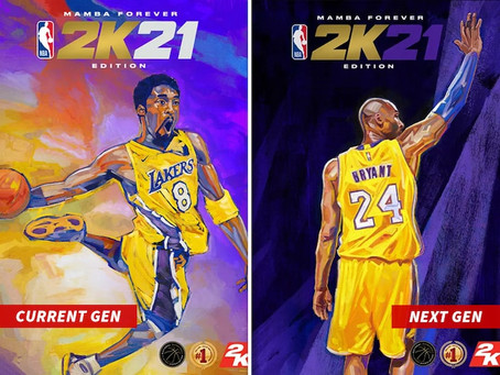 Kobe Byrant Honored with Mamba Forever Edition