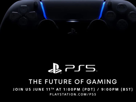 Sony Playstation 5 Reveal Date