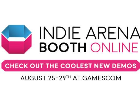 Indie Arena Booth @ Gamescom 2021