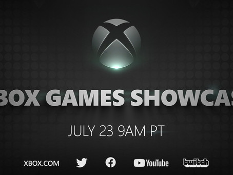 Xbox Games Showcase will occur on July 23rd