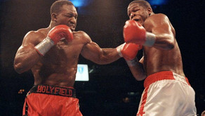 REVENGE OR REPEAT: THE TALE OF BOWE VS HOLYFIELD