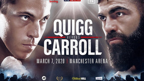 QUIGG VS CARROLL: A CROSSROADS BATTLE