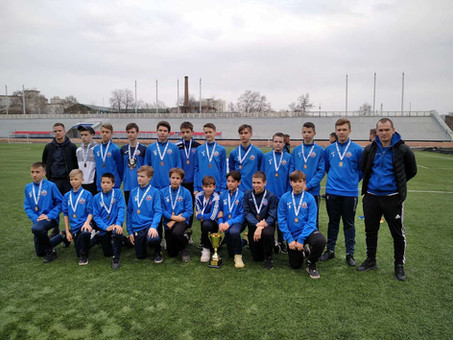 """Команда """"Виктория 2007 г.р."""" стала бронзовым призёром!"""