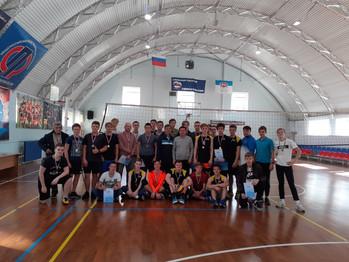 """В ССК """"Виктория-2"""" состоялся финал соревнований по волейболу"""