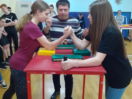 1 апреля 2021 года состоялись соревнования по армрестлингу в рамках Спартакиады учащихся.