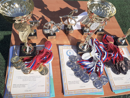 10 октября 2020 года завершился турнир по футболу, посвященный Дню города среди мальчиков 2009 г.р.