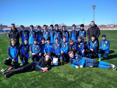 24-27 марта в  г. Сызрань состоялся  турнир по футболу  С.А. Соколова в среди юношей 2007 г.р.