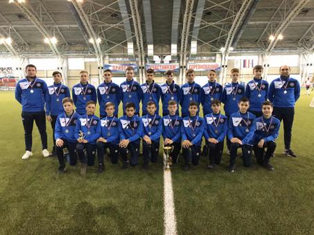 С 14 по 18 марта 2020 года г. Саранск прошли Всероссийские соревнования по футболу на призы НП «МЦПЮ