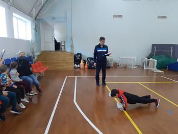 """16 ноября 2020 на базе ССК """"Виктория-2"""" состоялись соревнования по легкоатлетическому многоборью"""