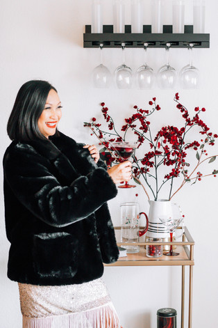Get Holiday Fabulous with Ellen Tracy