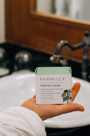 Farmacy Beauty Green Makeup Cleanser Review