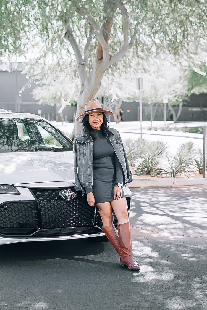 A Day Date with the 2019 Toyota Avalon