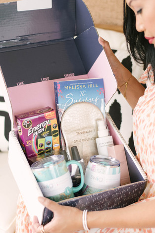 Summer Pick Me Ups with Babbleboxx