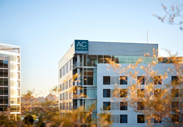 My stay at the AC Hotel Tempe