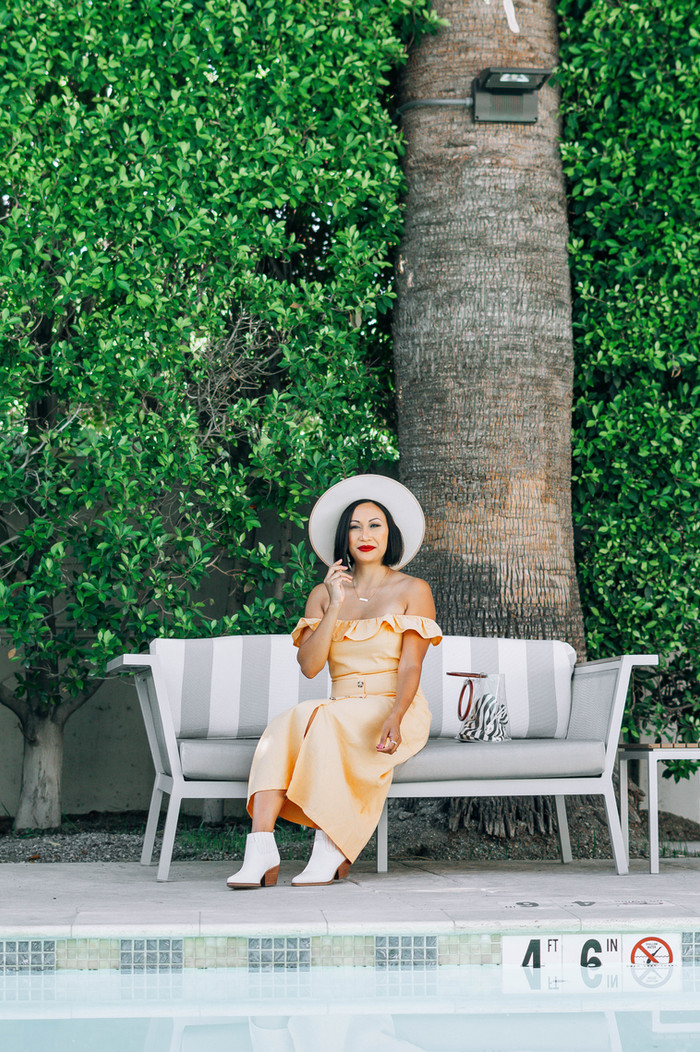 The Melissa Lifestyle Travels: Palm Springs Edition